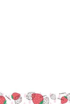 チラシ A5(フリー)デザインテンプレート0181