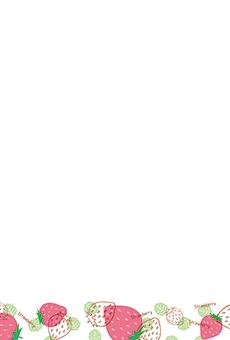 チラシ A5(フリー)デザインテンプレート0182