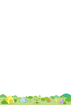 チラシ A5(フリー)デザインテンプレート0211