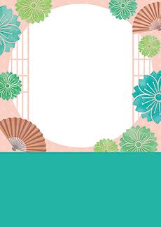 イベントチラシデザインテンプレート