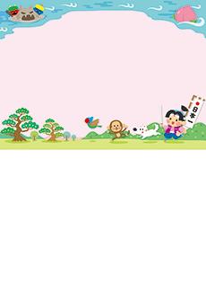 子供・親子・ファミリー向けイベントチラシデザインテンプレート