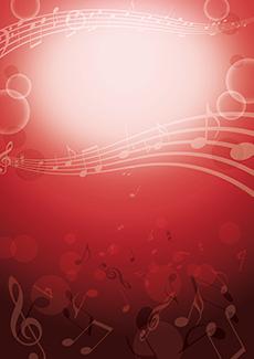 コンサート・イベントのチラシデザインテンプレート(A4チラシのデザイン(CH-E-0178))
