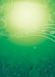 コンサート・イベントのチラシデザインテンプレート(A4チラシのデザイン(CH-E-0179))
