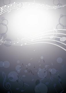 コンサート・イベントのA3ポスターのデザインテンプレート(A3のデザイン(MP-E-0180))