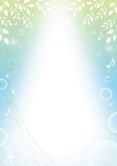 コンサート・イベントのチラシデザインテンプレート(A4チラシのデザイン(CH-E-0197))