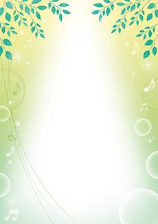 コンサート・イベントのチラシデザインテンプレート(A4チラシのデザイン(CH-E-0198))