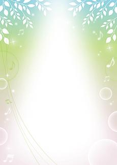 コンサート・イベントのチラシデザインテンプレート(A4チラシのデザイン(CH-E-0199))