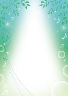 コンサート・イベントのチラシデザインテンプレート(A4チラシのデザイン(CH-E-0200))