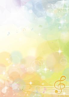 コンサート・イベントのチラシデザインテンプレート(A4チラシのデザイン(CH-E-0205))