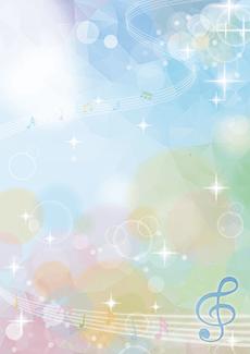 コンサート・イベントのチラシデザインテンプレート(A4チラシのデザイン(CH-E-0206))
