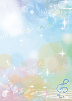 コンサート・イベントのA3ポスターのデザインテンプレート(A3のデザイン(MP-E-0206))