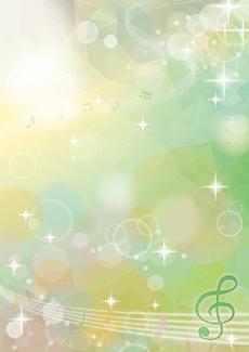 コンサート・イベントのA3ポスターのデザインテンプレート(A3のデザイン(MP-E-0207))