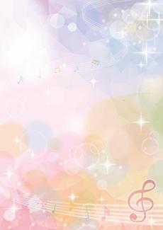 コンサート・イベントのチラシデザインテンプレート(A4チラシのデザイン(CH-E-0208))