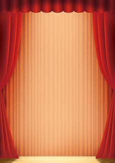コンサート・イベントのチラシデザインテンプレート(A4チラシのデザイン(CH-E-0213))