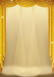コンサート・イベントのチラシデザインテンプレート(A4チラシのデザイン(CH-E-0214))
