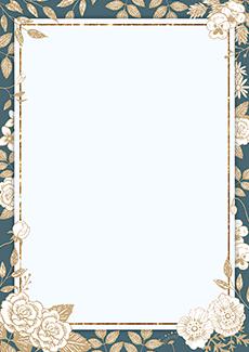 コンサート・イベントのA3ポスターのデザインテンプレート(A3のデザイン(MP-E-0218))