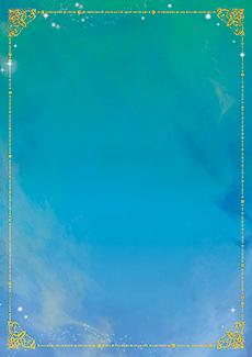 コンサート・イベントのA3ポスターのデザインテンプレート(A3のデザイン(MP-E-0222))