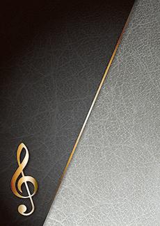 コンサート・イベントのA3ポスターのデザインテンプレート(A3のデザイン(MP-E-0225))