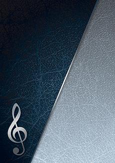 コンサート・イベントのA3ポスターのデザインテンプレート(A3のデザイン(MP-E-0226))