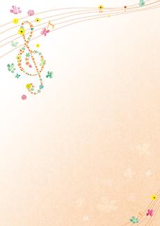 コンサート・イベントのチラシデザインテンプレート(A4チラシのデザイン(CH-E-0230))