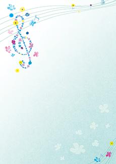 コンサート・イベントのチラシデザインテンプレート(A4チラシのデザイン(CH-E-0232))