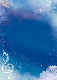 コンサート・イベントのA3ポスターのデザインテンプレート(A3のデザイン(MP-E-0233))