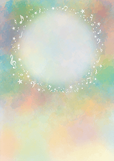 コンサート・イベントのA3ポスターのデザインテンプレート(A3のデザイン(MP-E-0245))