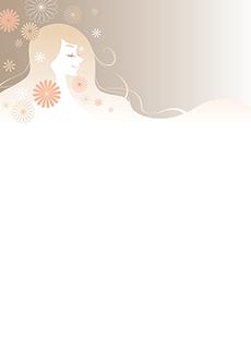 美容室・ヘアサロン 集客チラシ_デザインテンプレート画像0005