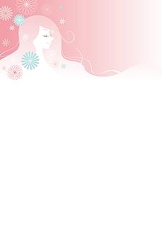 美容室・ヘアサロン 集客チラシ_デザインテンプレート画像0007