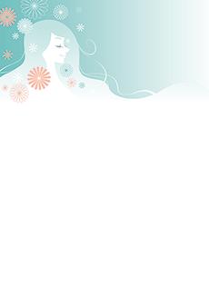 美容室・ヘアサロン 集客チラシ_デザインテンプレート画像0008
