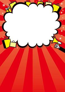 集客チラシ_デザインテンプレート画像0063