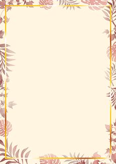 エステサロン 集客チラシ_デザインテンプレート画像0147