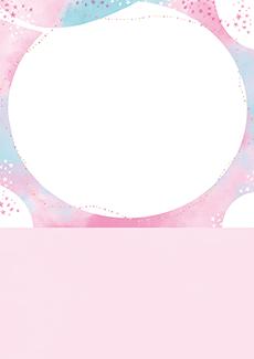 美容室・ヘアサロン 集客チラシ_デザインテンプレート画像0153