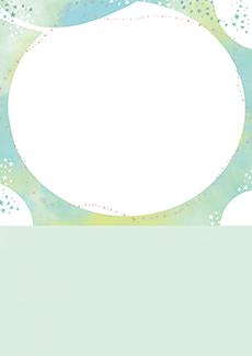 美容室・ヘアサロン 集客チラシ_デザインテンプレート画像0154