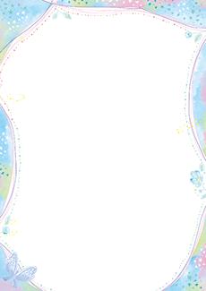美容室・ヘアサロン 集客チラシ_デザインテンプレート画像0157