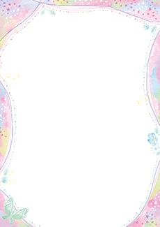 美容室・ヘアサロン 集客チラシ_デザインテンプレート画像0158