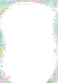 美容室・ヘアサロン 集客チラシ_デザインテンプレート画像0159