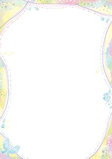 美容室・ヘアサロン 集客チラシ_デザインテンプレート画像0160