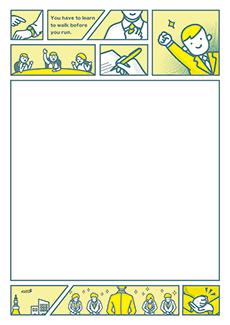 セミナーチラシ_デザインテンプレート画像0069