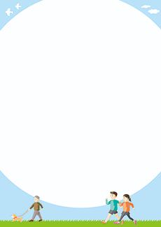 セミナーミニポスター_デザインテンプレート画像0129
