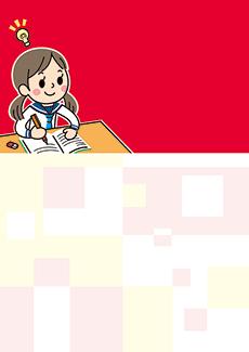 募集チラシ_無料デザインテンプレート画像0186