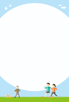 DMはがき通信面_デザインテンプレート画像0253