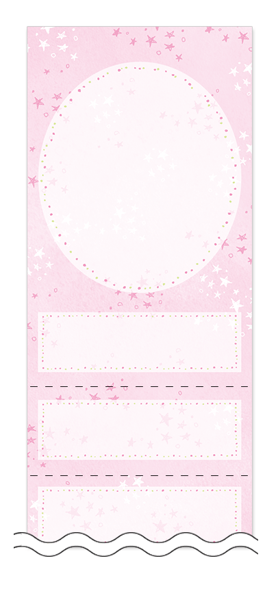 フリーデザイン「美容・ビューティー」回数券テンプレート画像0116