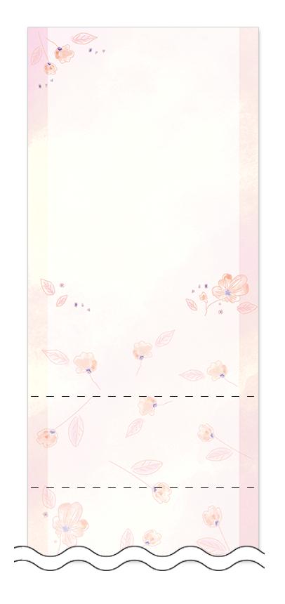 フリーデザイン「美容・ビューティー」回数券テンプレート画像0120