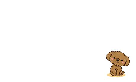 犬・猫・ペット ビジネス名刺のデザインテンプレート