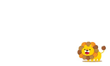 動物園・水族館 ビジネス名刺のデザインテンプレート