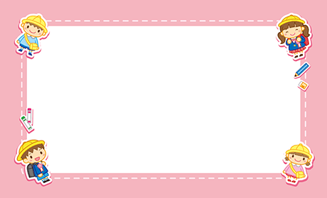 ビジネス名刺(新入学)のデザインテンプレート