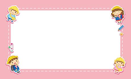 卒業・新入学・桜 ビジネス名刺のデザインテンプレート