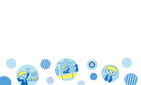 ビジネス名刺(新生活)のデザインテンプレート
