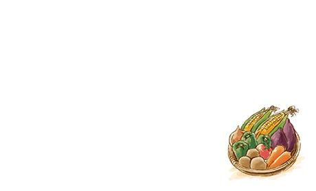 食材・調味料 ビジネス名刺のデザインテンプレート